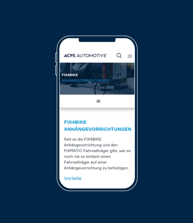 ACPS Webdesign