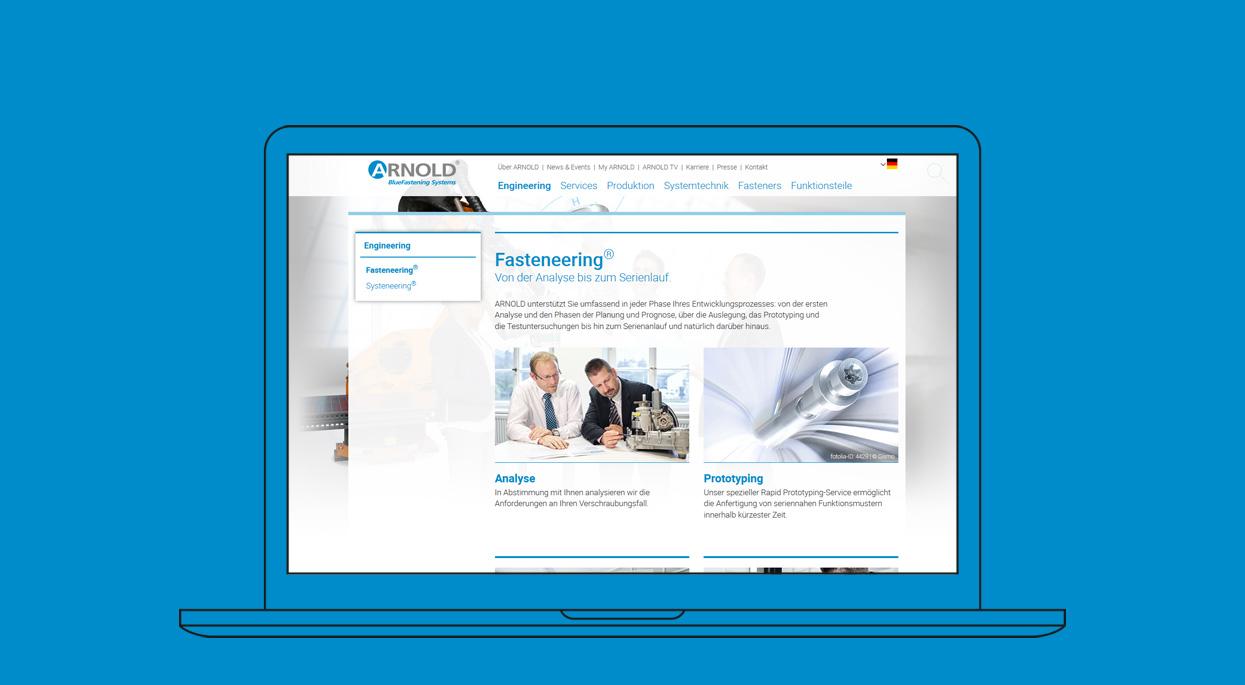 Arnold Webdesign