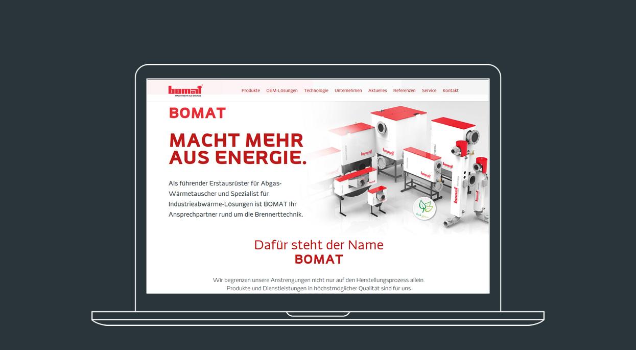 Bomat Webdesign
