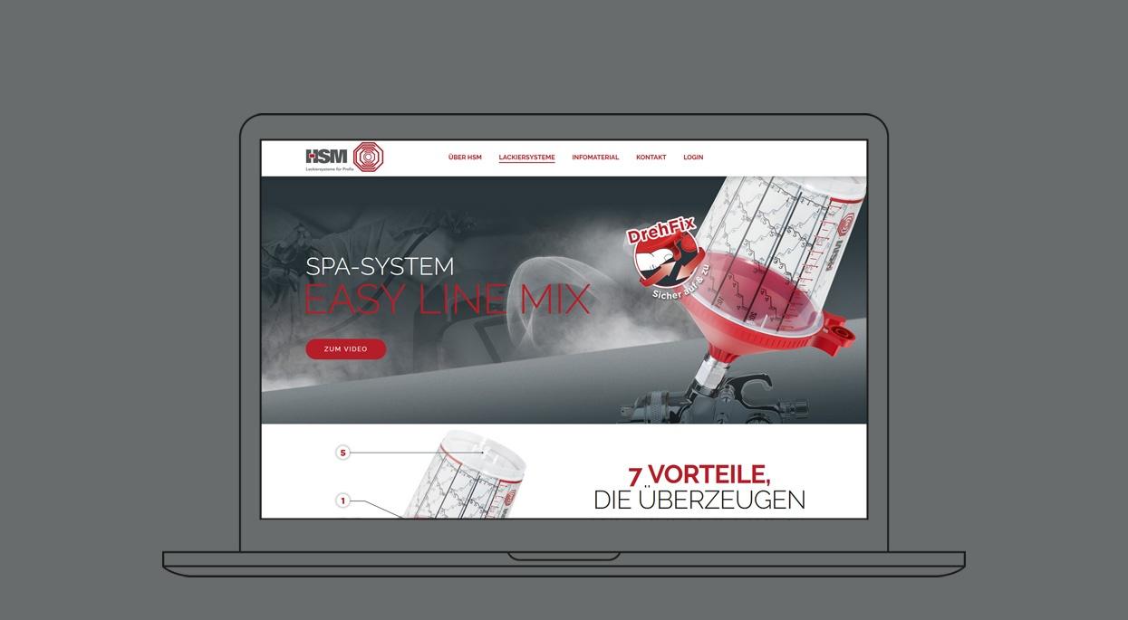HSM Webdesign