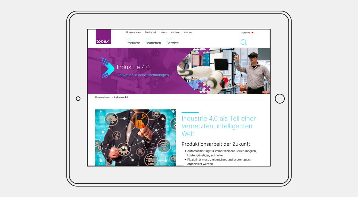topex Webdesign