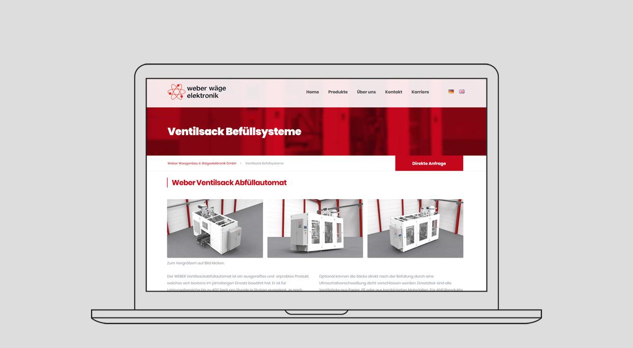 Weber Webdesign