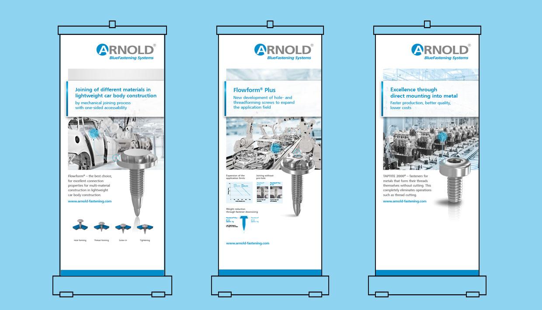 Arnold Corporate Design