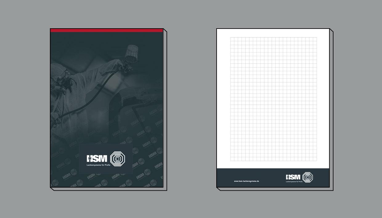 HSM Corporate Design