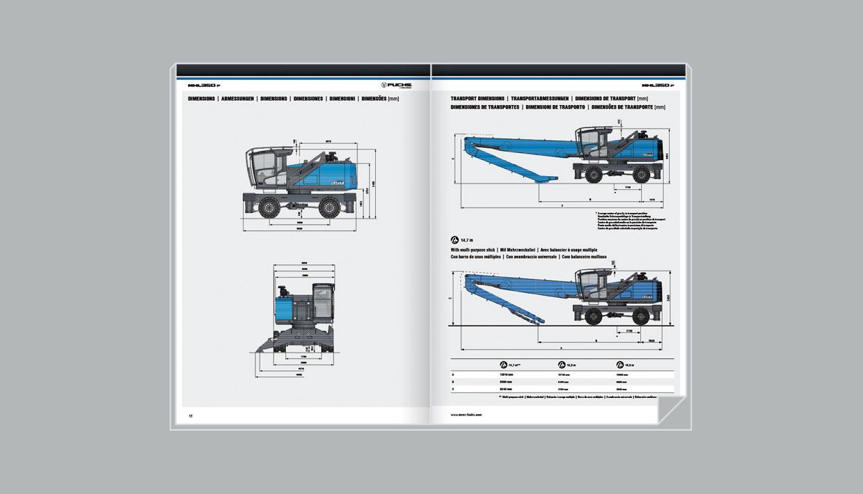 Terex Grafikdesign